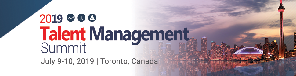 2019 Talent Management Summit - Toronto