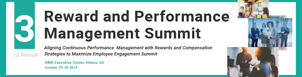 2019 TMA's Reward and Performance Management Summit