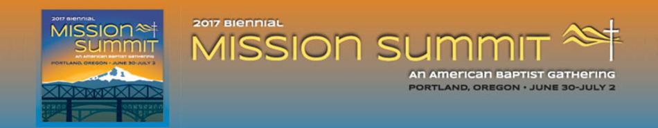 2017 Biennial Mission Summit