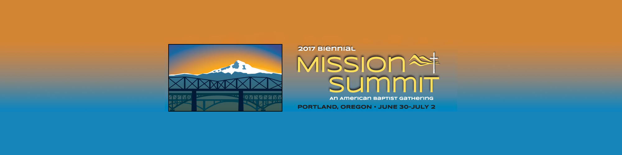 2017 Biennial Mission Summit Church Sponsorship
