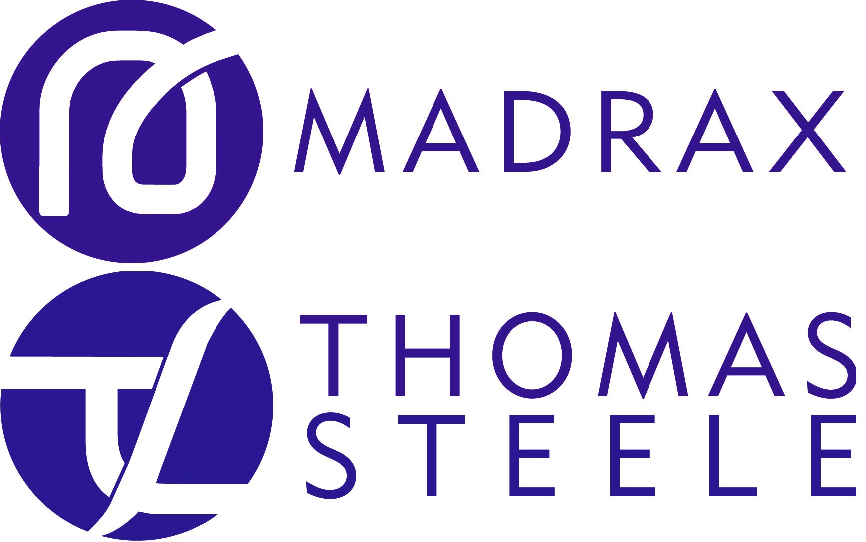 Madrax - Thomas Steele logo