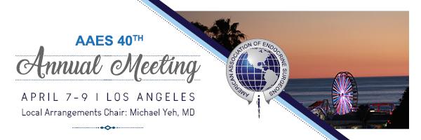 2019 AAES 40th Annual Meeting