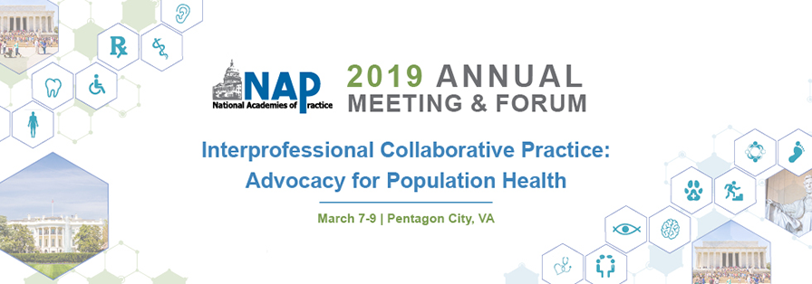 2019 NAP Annual Meeting & Forum