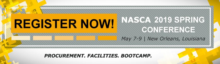 2019 NASCA Spring Conference