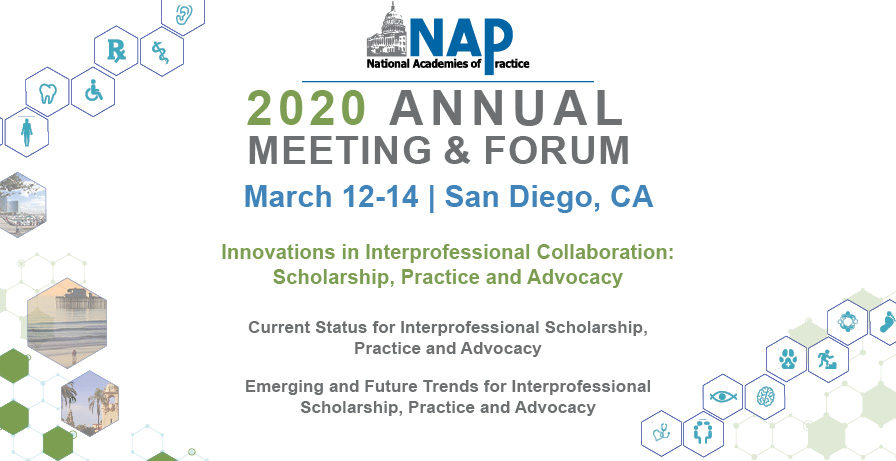 NAP Forum INFO Banner