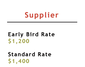 Rates-Supplier