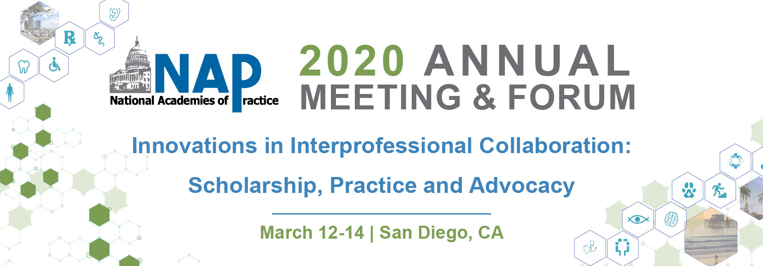 2020 NAP Annual Meeting & Forum