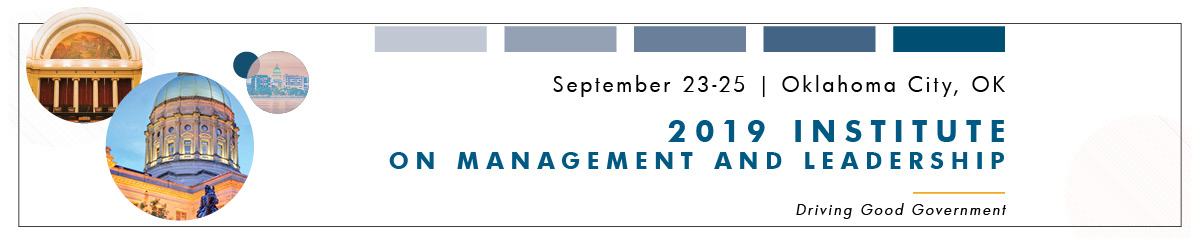 2019 NASCA Institute on Management and Leadership