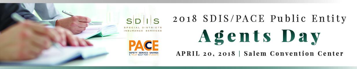 SDIS/PACE Public Entity Agents Day