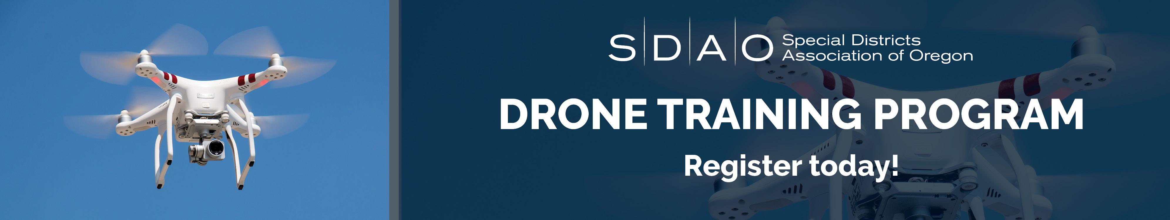 SDIS Drone Training Program - Summer 2018