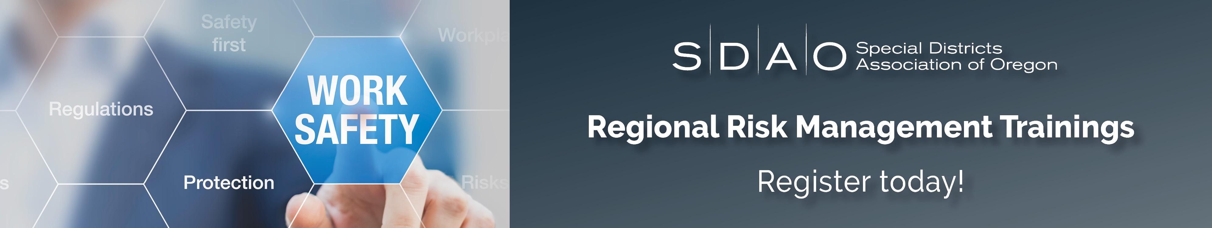 Regional Risk Management Training