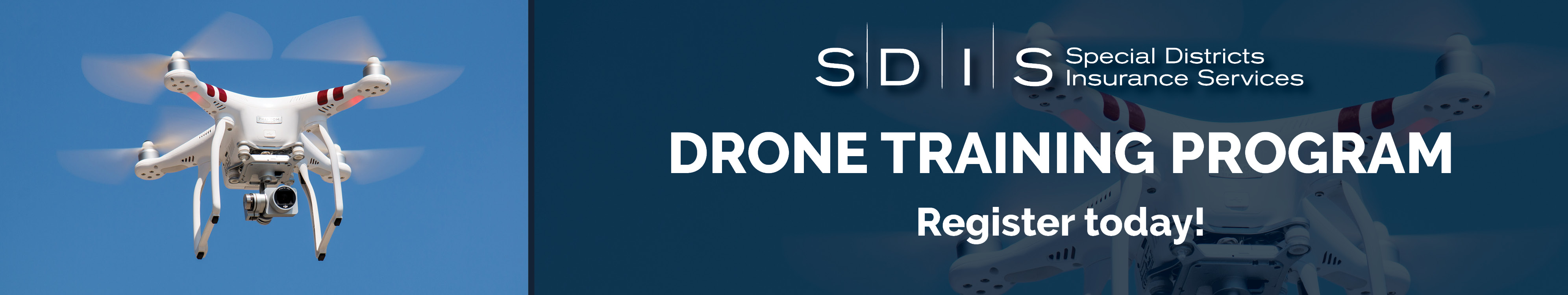 2019 SDIS Drone Training Program