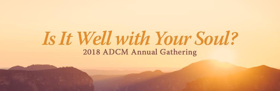 ADCM 2018 Annual Gathering