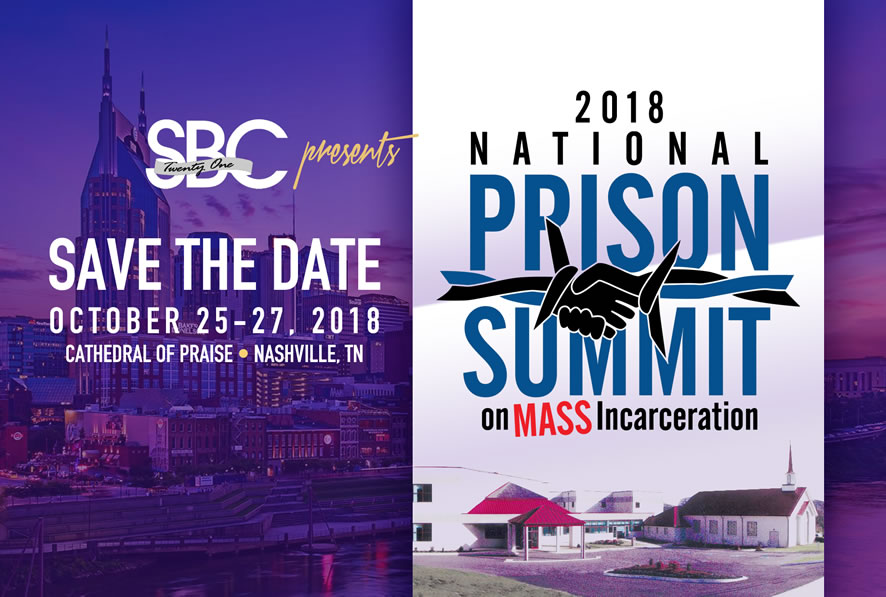 SBC21 National Prison Summit on Mass Incarceration