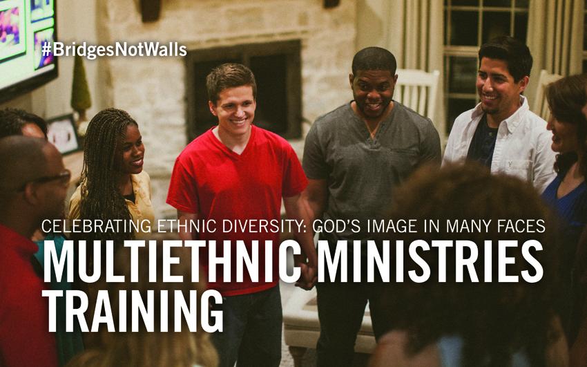 Multiethnic Church Ministries Training