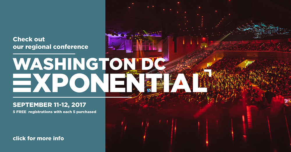 Exponential Regional Conference in D.C.