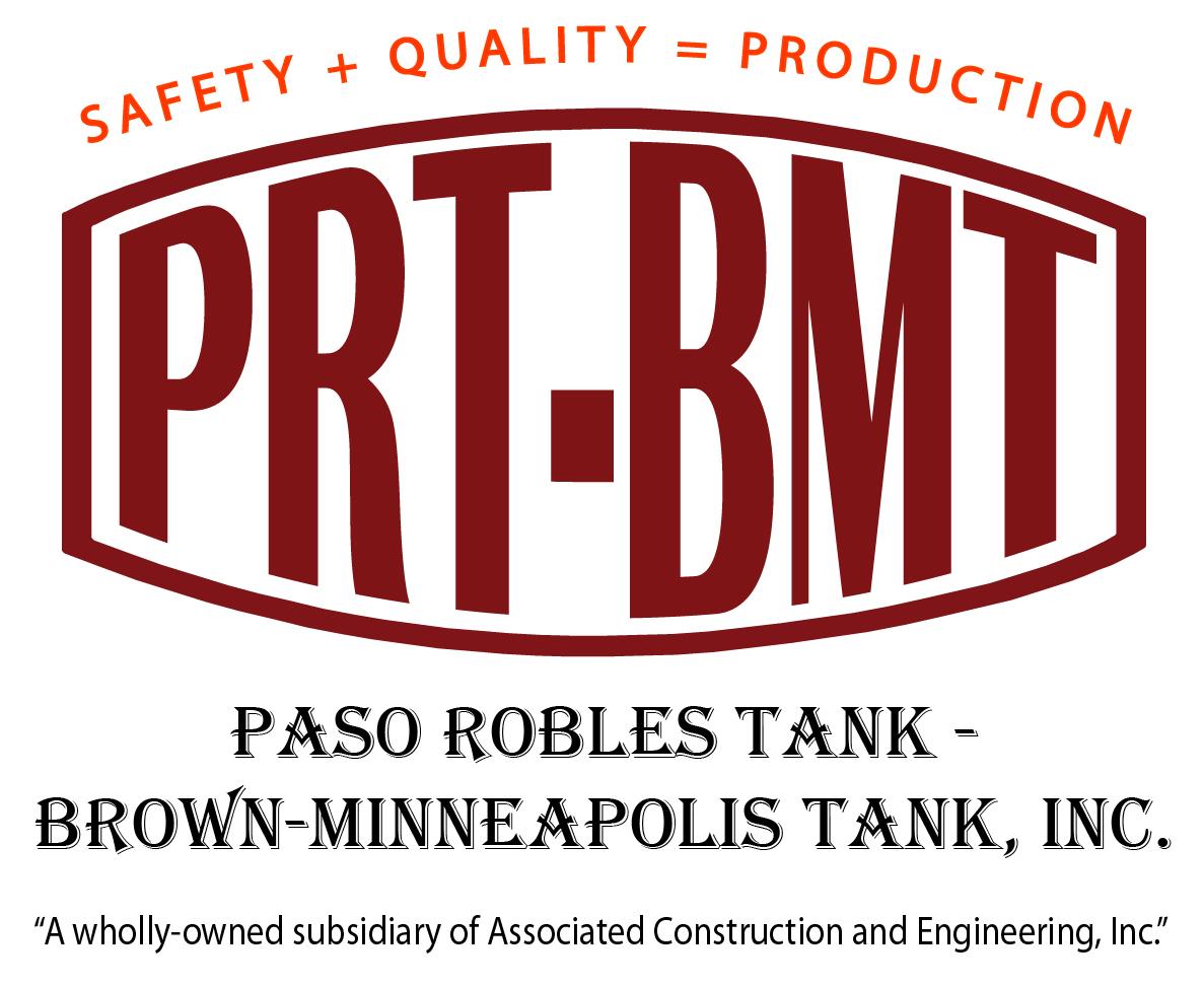 Paso Robles Tank - Brown Minneapolis Tank