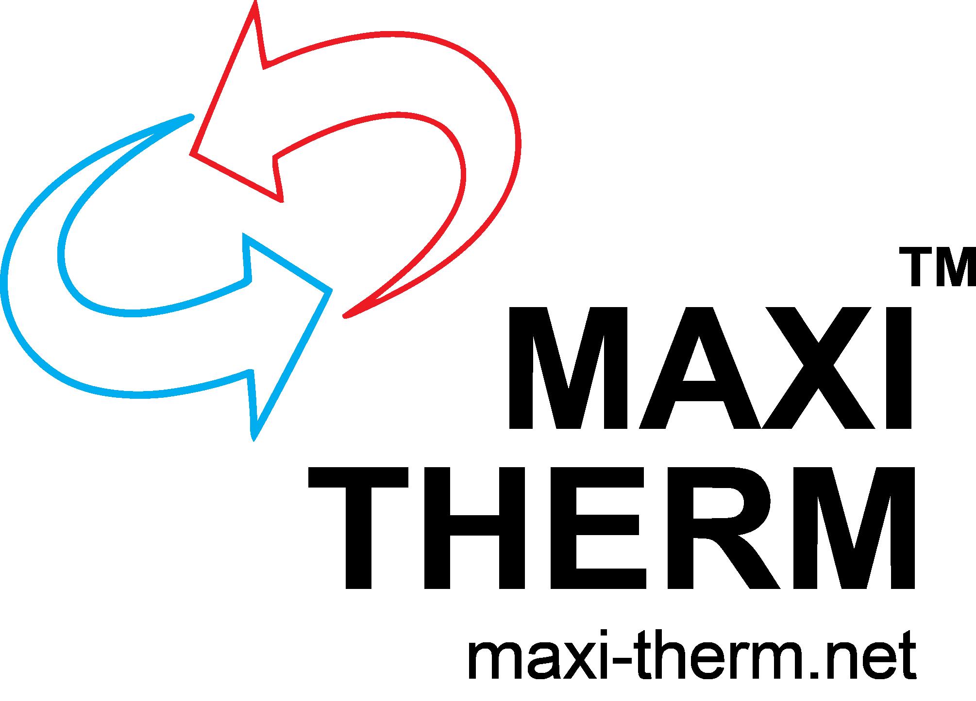 maxi-therm logo