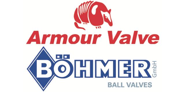 Armour Valve Bohmer Combined Logo