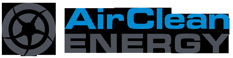 AirClean Energy Logo