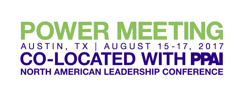 PPAI NALC Power Meeting | Austin | August 2017