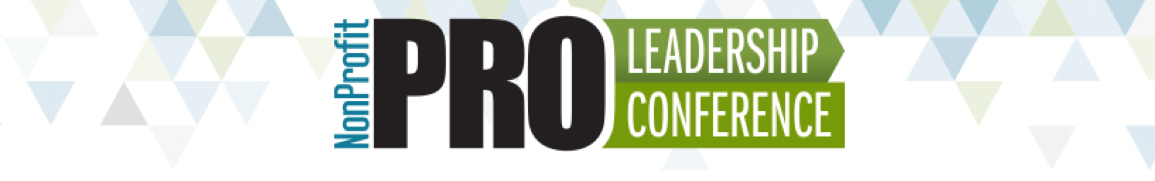 NonProfit PRO Leadership Conference