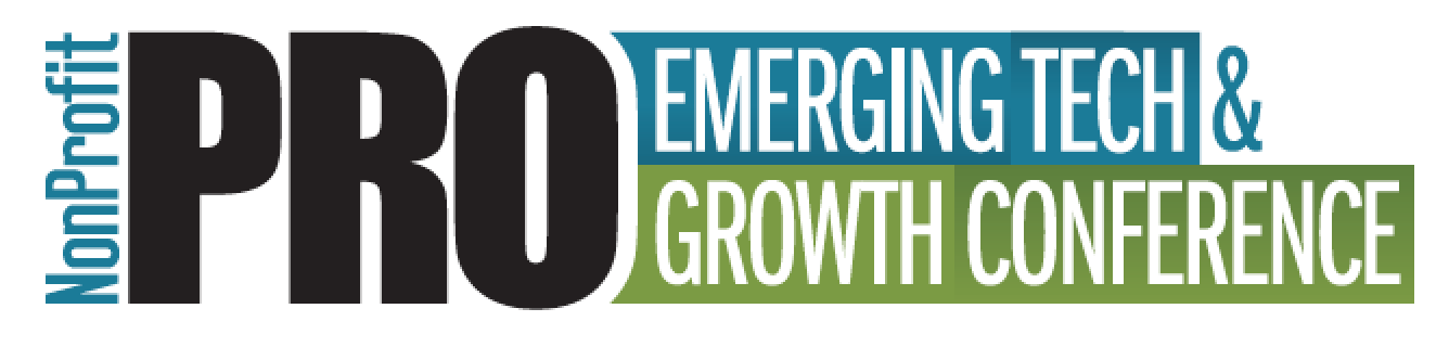 NonProfit PRO Emerging Tech & Growth Conference