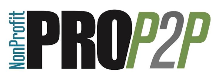 NonProfit PRO P2P | Washington DC | October 5, 2016