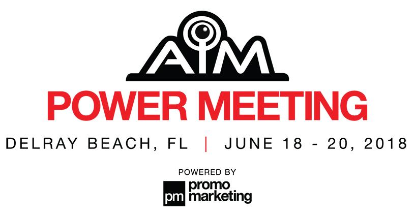 AIM Power Meeting | Delray Beach | June 2018