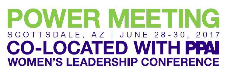 PPAI WLC Power Meeting | Scottsdale | June 2017