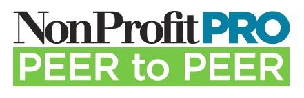 NonProfit PRO P2P | Washington DC | Nov.  9, 2017