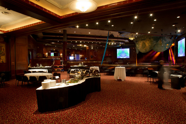 Metropolitan Ballroom Clubroom