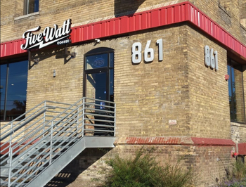Five Watt Coffee | 861 E Hennepin