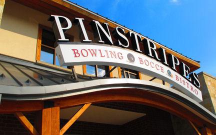 Pinstripes Bistro-Bowling-Bocce