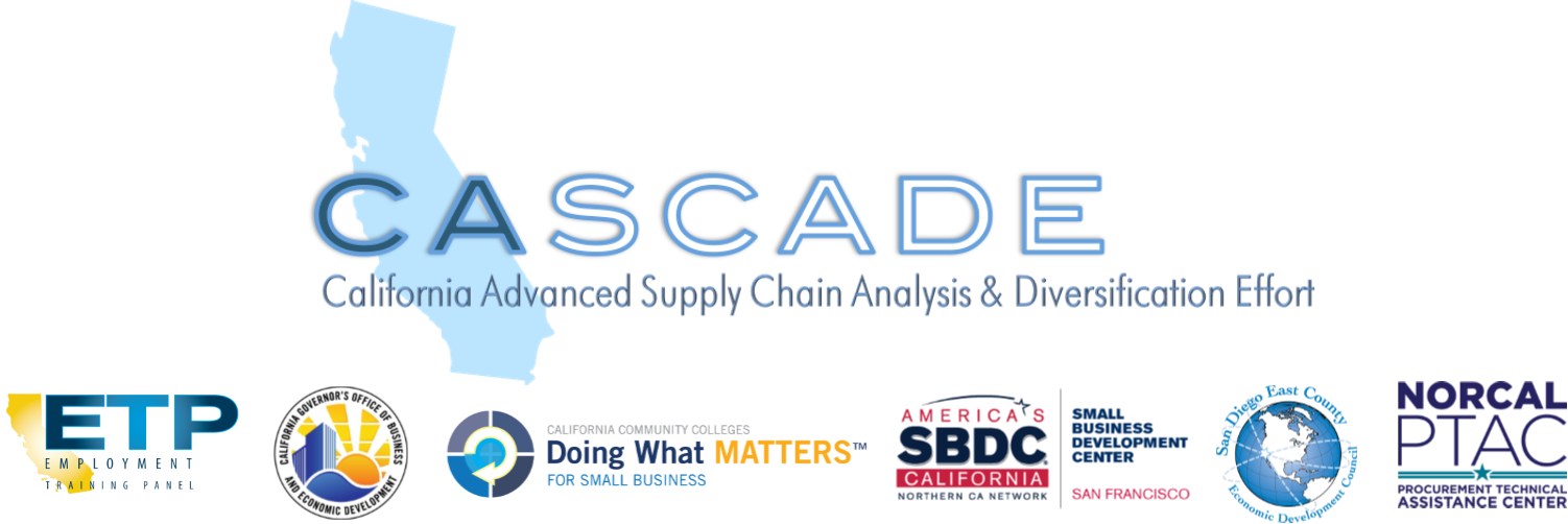 Bay Area Defense Supply Chain and Business Resource Fair
