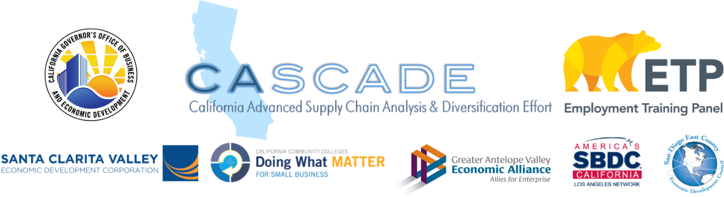 North LA County Defense Supply Chain and Business Resource Event