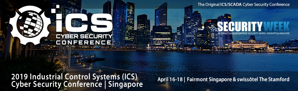 2019 Singapore ICS Cyber Security Conference Registration