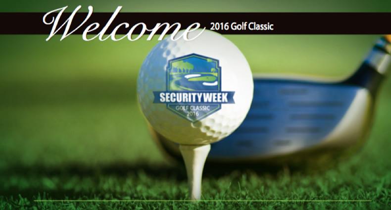 2016 SecurityWeek Golf Classic