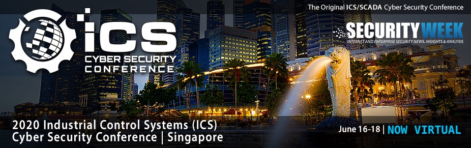 2020 Singapore ICS Cyber Security Conference (Now Virtual)