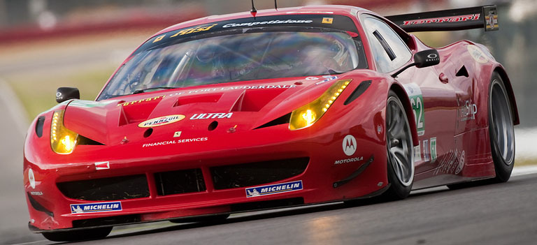 Ferrari GT Racing Homepage