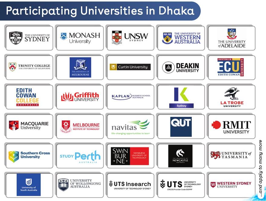 Participating Universities-dhaka-Aug