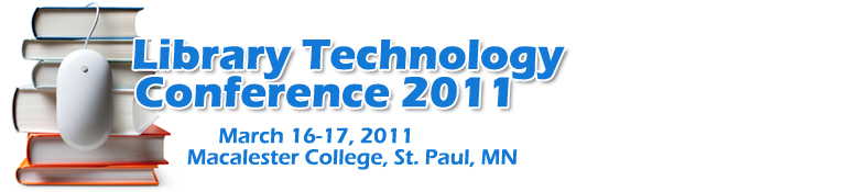 Library Technology Conference 2011