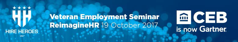 Veteran Employment Seminar at ReimagineHR