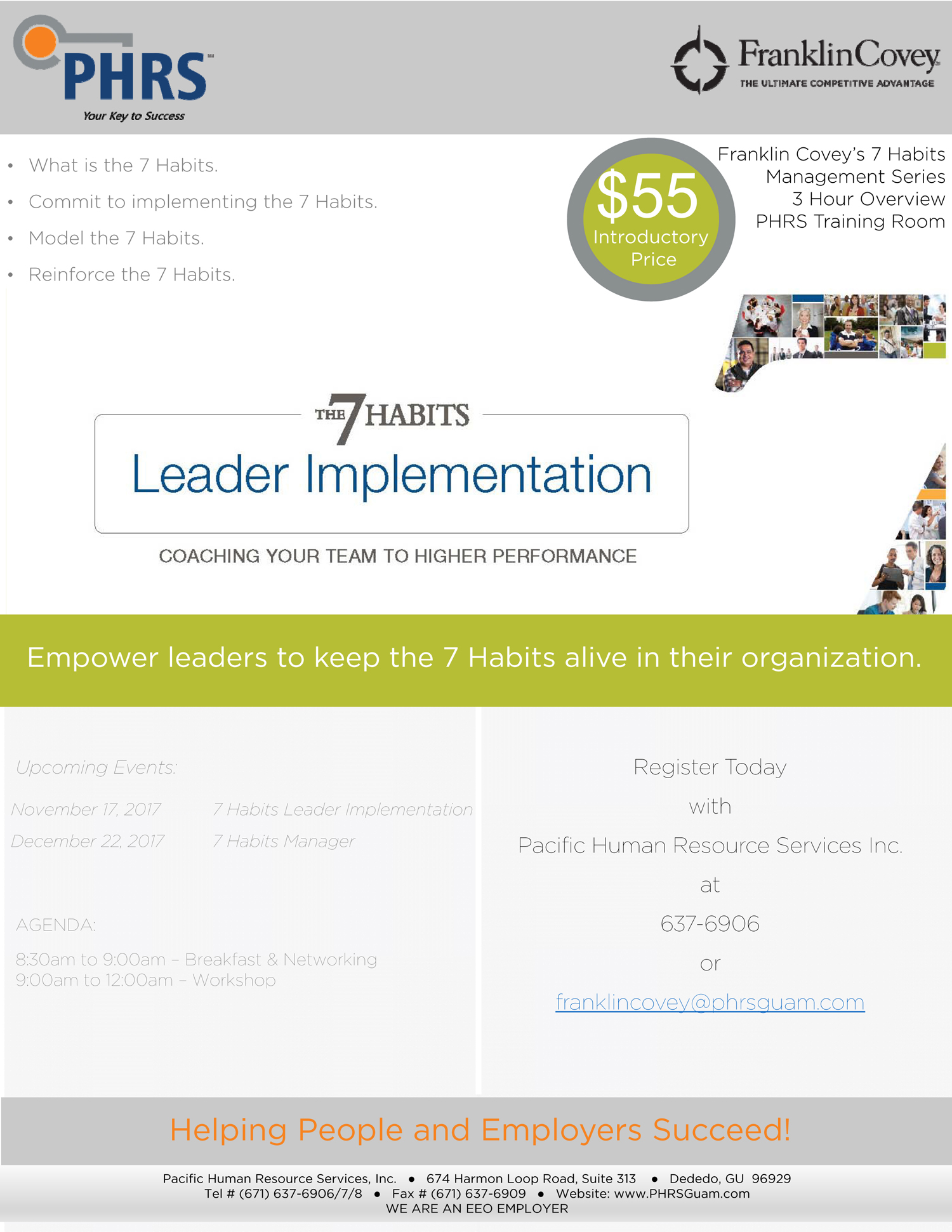 7Habits Leader Implementation1