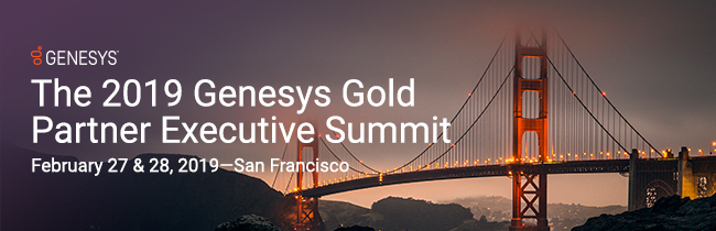 2019 Gold Partner Executive Summit