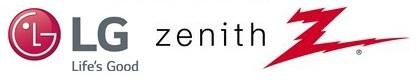 LG-Zenith Logos