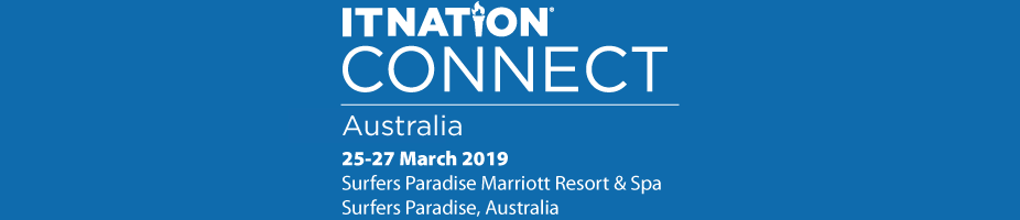 IT Nation Connect Australia 2019
