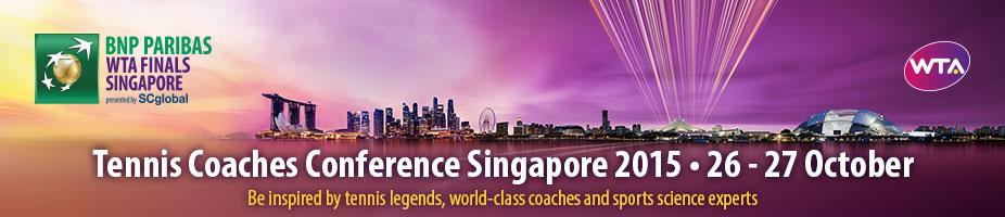 Tennis Coaches Conference Singapore 2015