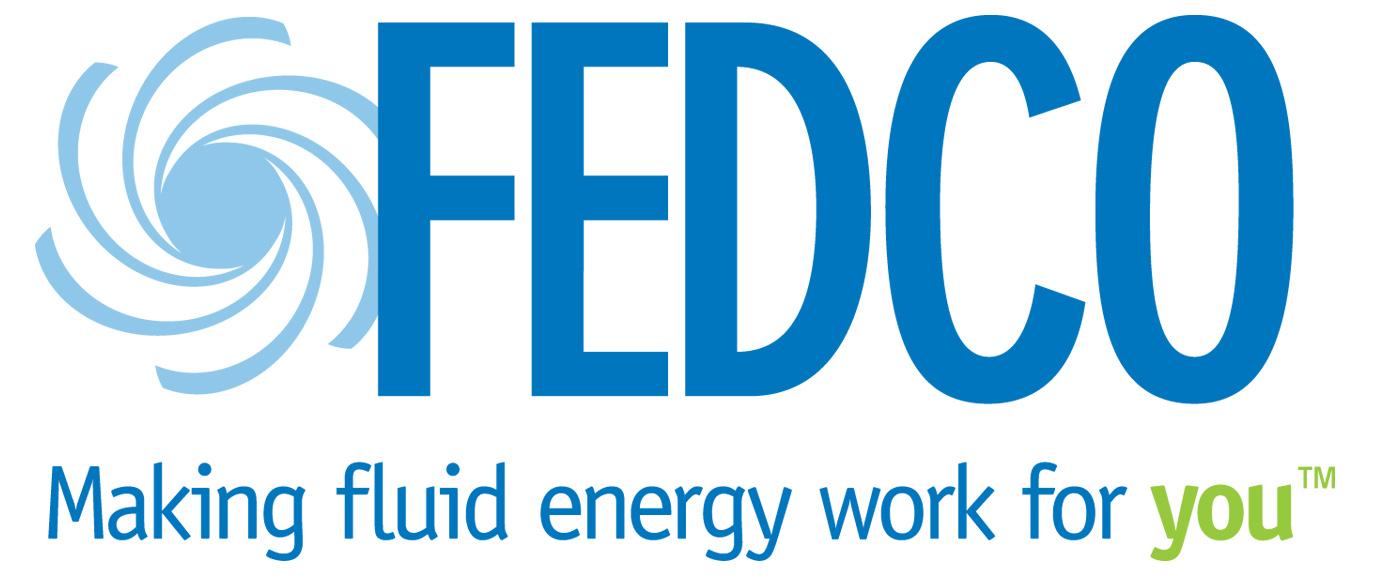 FEDCO logo tag