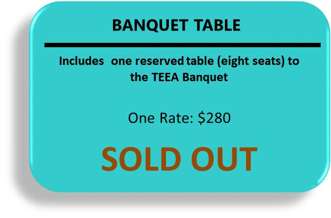 Banquet Table Sold Out